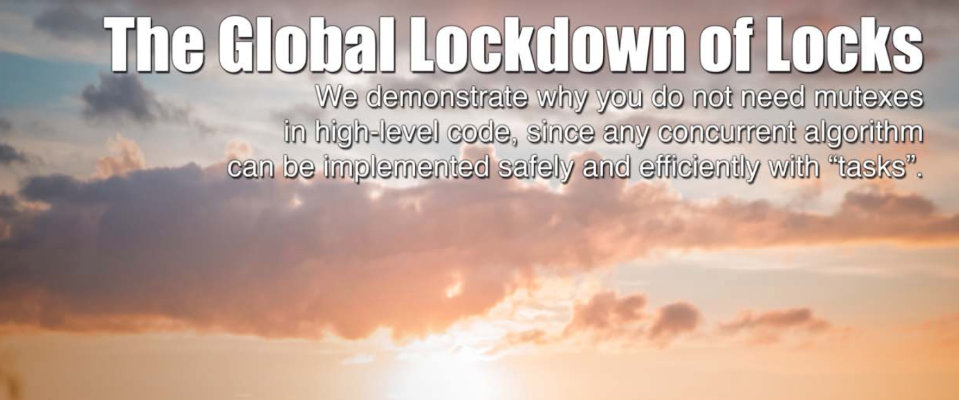 The Global Lockdown of Locks